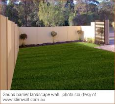 Using Landscaping To Fight Traffic Noise Architectural Landscape Design