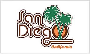 Amazon Com Cafepress San Diego Ca Rectangle Bumper Sticker Car Decal Home Kitchen