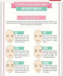 9 simple steps to perfect makeup by