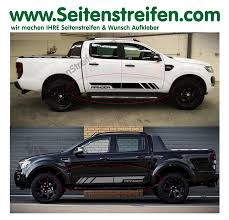 Ford Ranger Graphics Decals Sticker Kit N 3925