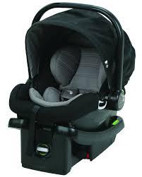 baby jogger city go infant car seat black
