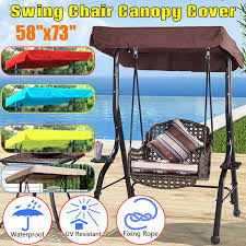 replacement outdoor swing chair