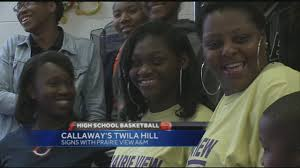 Callaway's Hill signs with Prairie View A&M