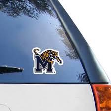 Memphis Tigers Car Decals Tigers Bumper Stickers Decals Fanatics