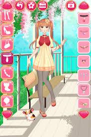 anime s fashion makeup dress up
