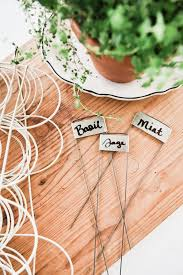 easy plant markers labels you can