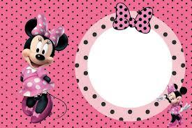 Invitaciones De Cumpleanos De Minnie Para Descargar Gratis 29 En