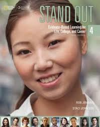 Stand Out 4 : Staci Johnson : 9781305655591