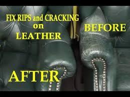 repairing leather vinyl