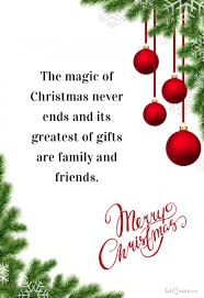 christmas card quote