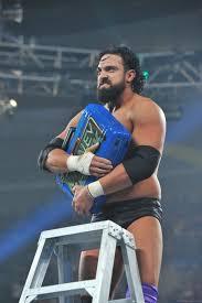 WWE Aaron Stevens Winning Money In The Bank Briefcase