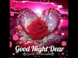 good night gif video you