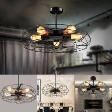 vintage industrial ceiling light