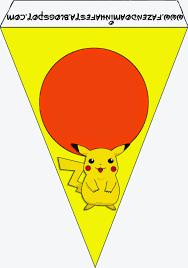 Pokemon Imprimibles E Imagenes Gratis Para Fiestas Oh My