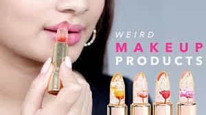 weird makeup s that you should