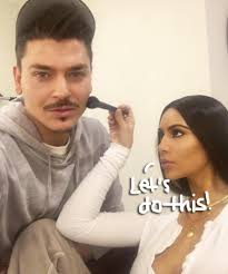 kim kardashian returns to the spotlight
