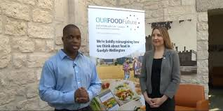 """Our Food Future on Twitter: """"Did you catch us on @CTVKitchener yesterday  with @CTVStu and Jana Burns@cityofguelph? Chef Jess (Food School) also  spoke about how important food education is to create a #"""