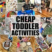 indoor activities for toddlers the