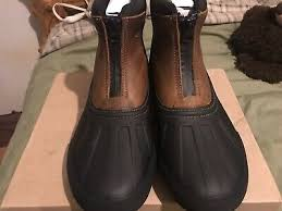 ankle waterproof boot black leather