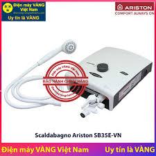Máy nước nóng tức thời Ariston SB35E-VN