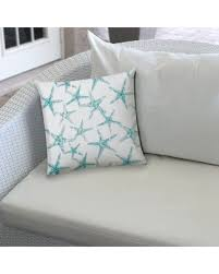 Image result for light blue and white pillows outside