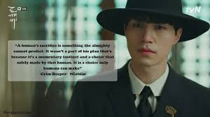 memorable quotes from goblin k drama amino