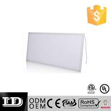 china 42w 2 x4 led panel light