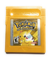 Amazon.com: Pokemon Yellow Version Special Pikachu Edition Game [Game Boy]  NEW SAVE BATTERY: Video Games