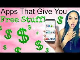 apps that give you free stuff no