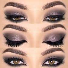 easy makeup tutorials for hazel eyes