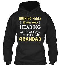 i love you grandad gift nothing better