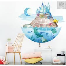 Wall Decals Thewonderwalls Decorative Vinyl Decal Ariana Perez Dream Island