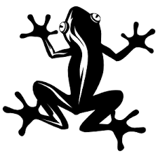 Frog Toad Stickers Car Decals