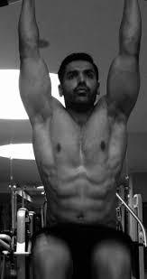 john abraham body workout routine