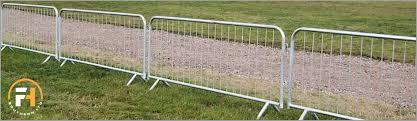 Crowd Barriers For Hire Fence Hire Southern Ltd