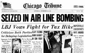 Tribune archives: Seized in air line ...