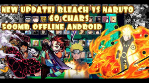 Bleach VS Naruto 3.3 MOD 60 Characters ANDROID NEW UPDATE 2020 ...