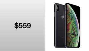 an unlocked and renewed iphone xs max