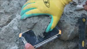 tough as nails rugged smart phone