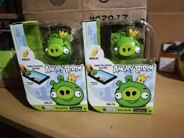 Angry Birds King Pig for iPad Launching Pigs Game Mattel Magic, Toys &  Games, Others on Carousell