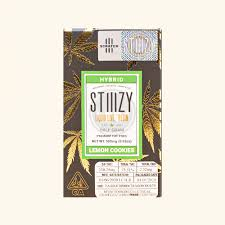 Buy Lemon Cookies Liquid Live Resin Pod by STIIIZY at Stash Club