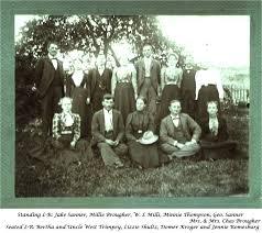 "Miles Edwin ""Ed"" Trimpey + Hilda Blanche Cook - Trimpey Genealogy ..."