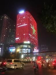 Đèn led trang trí tòa nhà giá rẻ - Quảng cáo Xuân Minh
