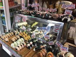 Tsukiji Fish Market ...
