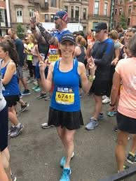 Hilary Bennett can't be stopped— she... - Boston 10K for Women | Facebook