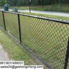 Chain Link Fence Buy Guangzhou Factory Supply Chain Link Woven Fencing Cyclone Wire Fence On China Suppliers Mobile 159030535