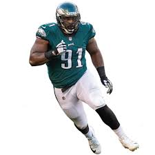 Fathead Fletcher Cox Philadelphia Eagles Life Size Removable Wall Decal