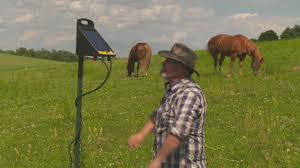 How To Install A Solar Fence Charger Electric Fence 101 Zareba Youtube
