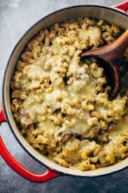 steak and cheddar mac and cheese recipe