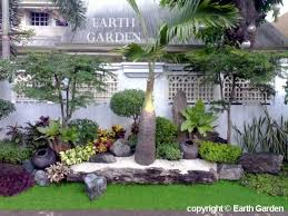 tropical decorating ideas garden